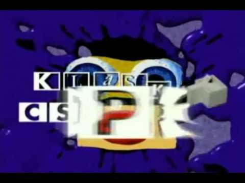 Klasky Csupo Face Klasky Csupo Logo Robot Face