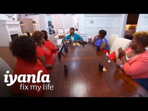 The Nice-Nasty Side of the Pace Sisters - Iyanla Fix My Life - Oprah Winfrey Network