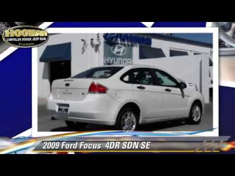 2009 Ford Focus SE - INGLEWOOD, LOS ANGELES, LONG BEACH, TORRANCE, SANTA MONICA