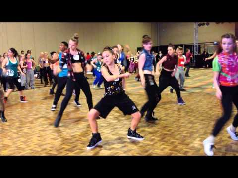 24 Seven Dance Convention Jan 2013