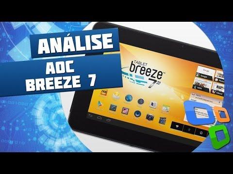 AOC Breeze 7 [Análise] - Tecmundo