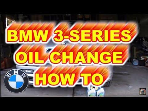 Oil Change BMW 3 Series e46