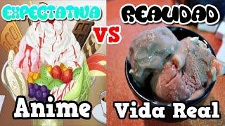 ANIME VS VIDA REAL / EXPECTATIVA VS REALIDAD - Virginity Power