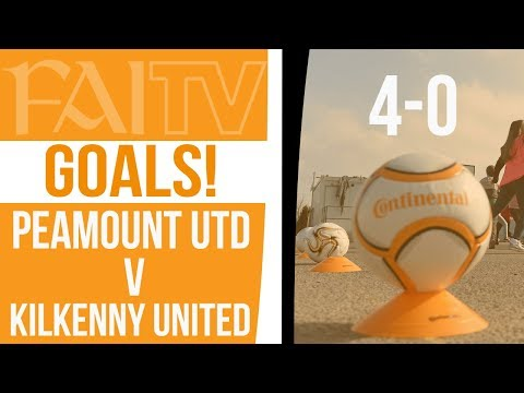 GOALS: Peamount United 4-0 Kilkenny WFC