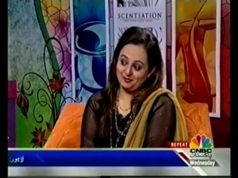 Dr Najjia Ashraf at Chai Time by CNBC Pakistan & Muskurati Morning  with Faisal Qureshi by TV One