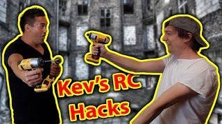 RC Car Life Hacks + Hot Glue Gun