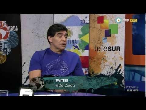 De Zurda -n°17- Victoria Argentina ante Nigeria y un cierre a pura garganta (parte 2 / 4) 25-06-2014