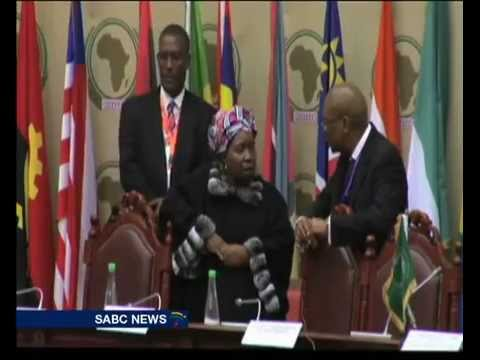 Agriculture and Food Security in Africa at the African Union summit