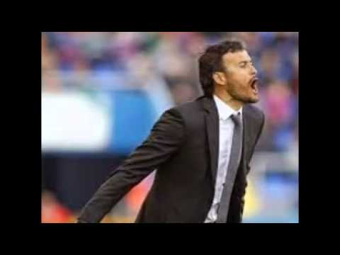 Luis Enrique favourite for Barca job