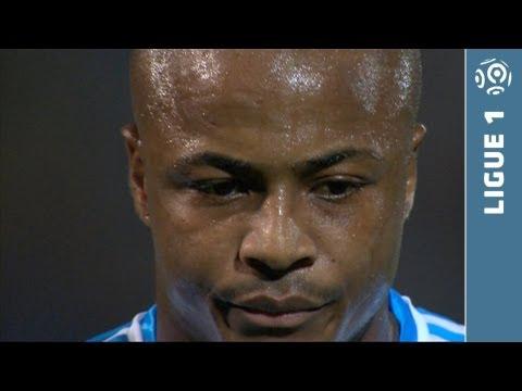 But André AYEW (34' pen) - Olympique de Marseille - Paris Saint-Germain (1-2 - 2013/2014