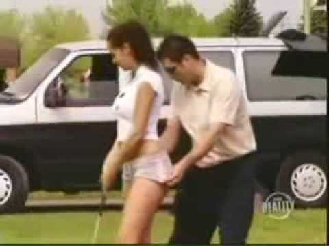 CVSCAFT MAIN CAMPUS SCANDAL - Golf Lesson