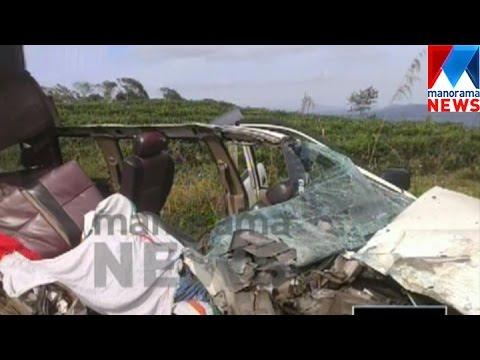 Five died in Idukki accident | Manorama News