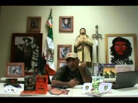 La Tuta Reaparece Y Vuelve A Enviar Un Mensaje Claro Heroe O Villano Autodefensa Michoacan