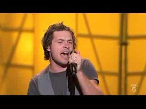 American Idol 7 'Michael Johns' Light My Fire (HDTV)