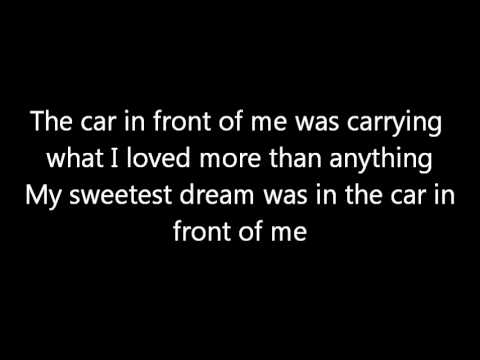 Luke Bryan - The Car In Front Of Me