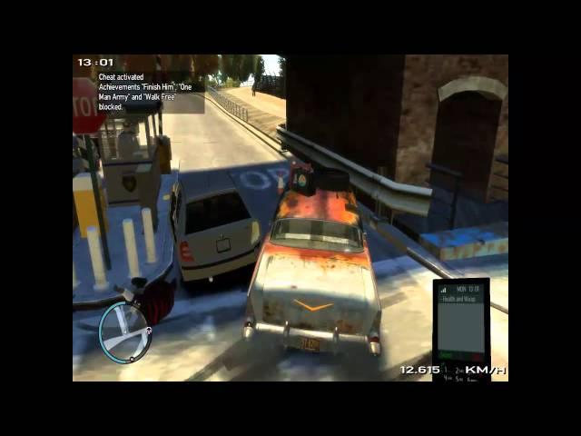 GTA IV,SA /w StreetglowCZ dlouhé video k dvacátému videu