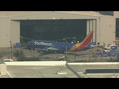 New look for Southwest Airlines