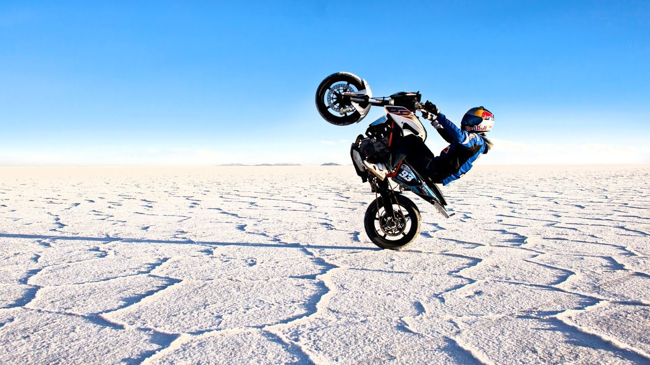 Ride Icon Wallpaper Aaron Colton's Stunt Riding