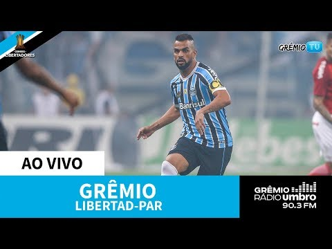 [AO VIVO] Libertad-PAR x Grêmio (Libertadores 2019) l GrêmioTV thumbnail