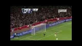 Arsenal vs Liverpool Goals & Highlights - 2 11 2013