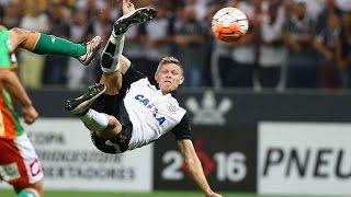 Top 6 Gols mais bonitos do Corinthians na Arena 15/16