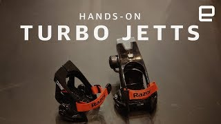 Razor Turbo Jetts hands-on