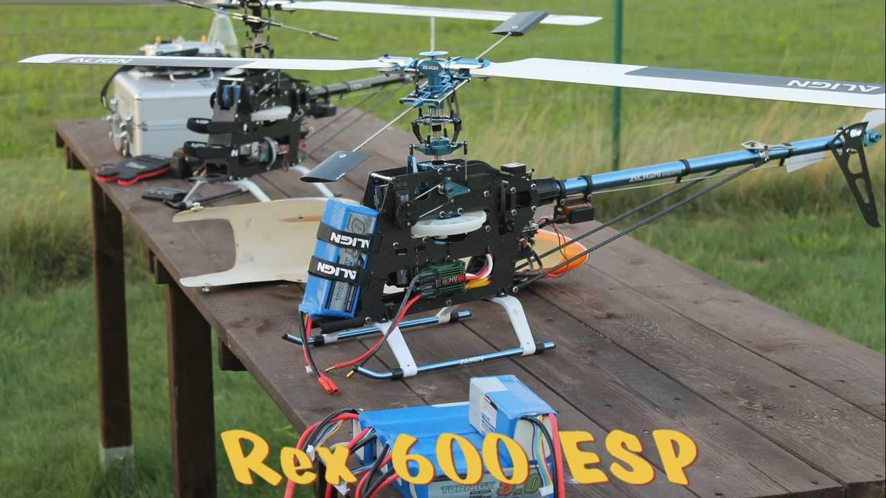 T-rex 600 T-rex 600 Esp