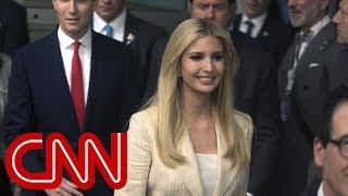 New documents reveal Ivanka Trump
