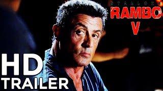 Rambo 5 Trailer (2019) [HD] Sylvester Stallone Movie Concept