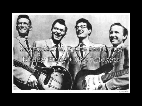 Buddy Holly and The Cricket's Radio Promotions