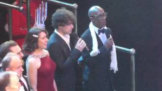 White Christmas - The Entire Cast of Christmas With The Stars Concert