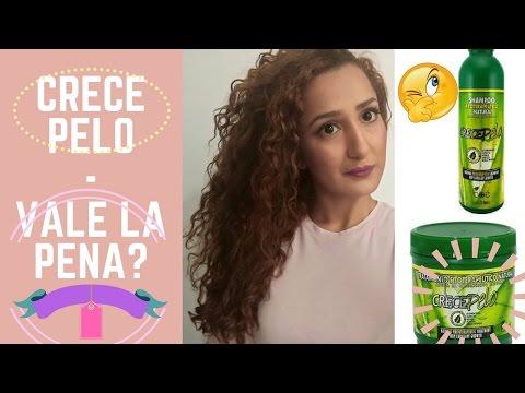 Review de Crece Pelo Tratamiento y Shampoo. Crece rápido tu pelo.