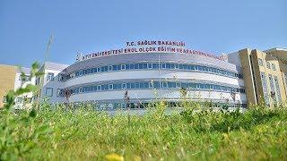 Şehit Olçok'un ismi verilen hastane 15 Temmuz'da açılacak