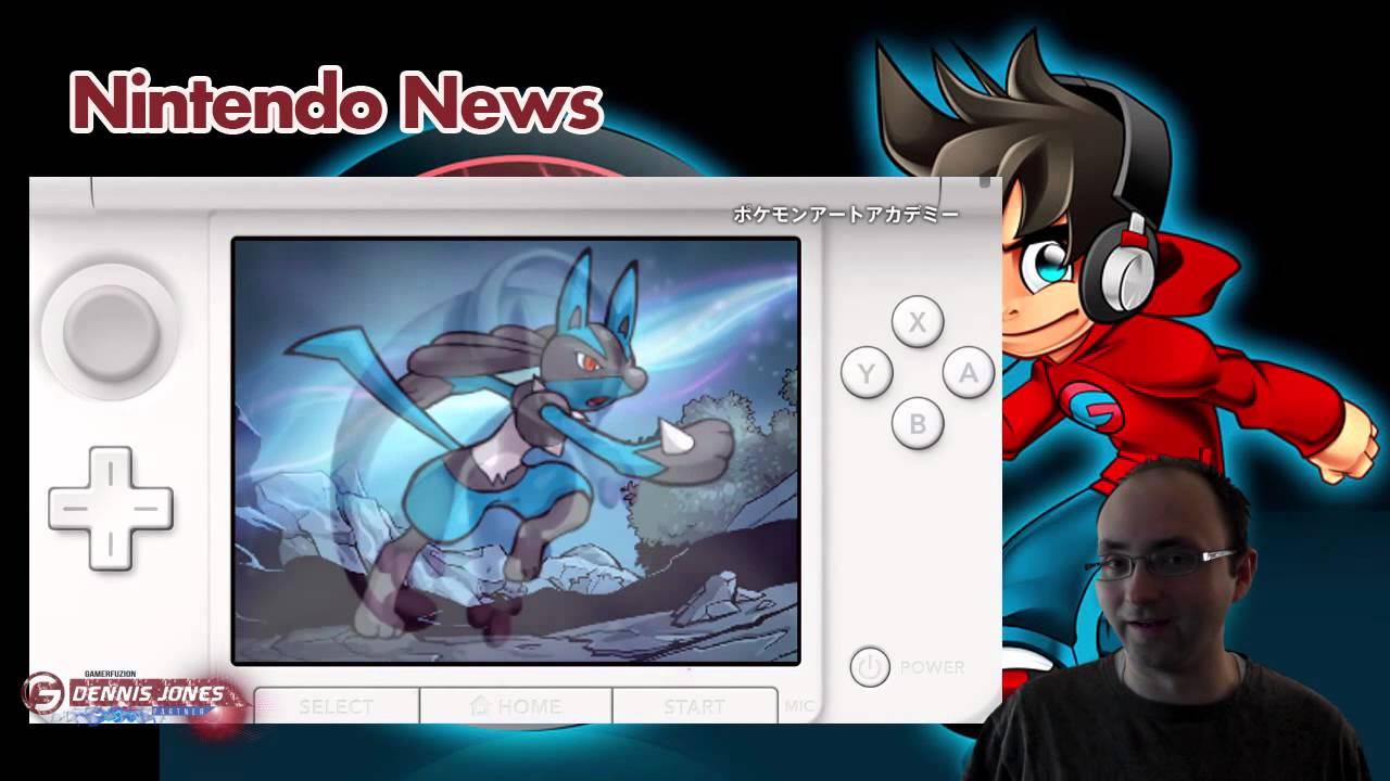 Pokemon Art Academy Eevee Pokemon Art Academy uk Release