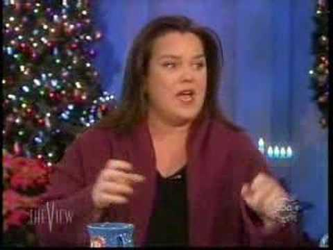 Rosie vs Trump