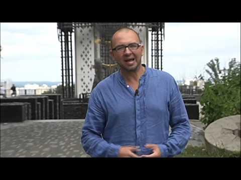 Ukrainian philosopher Volodymyr Yermolenko invites the world to learn the truth about Ukraine