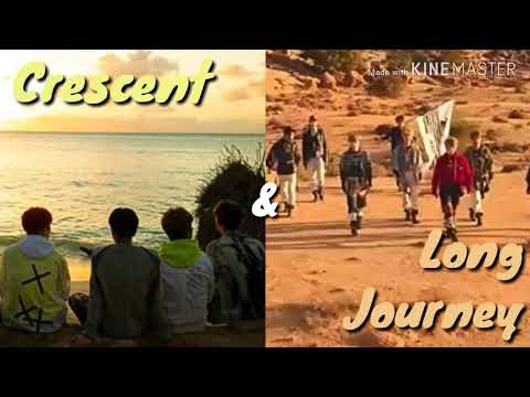 Download ATEEZ 에이티즈 Crescent & Long Journey fusion Mp4 baru