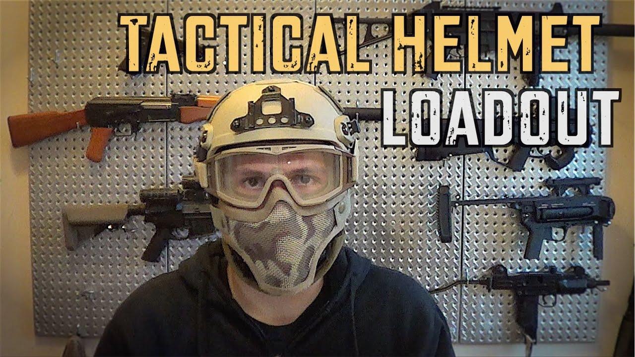 Helmet Loadout Helmet Loadout 2014