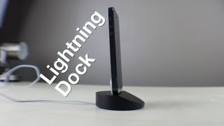 iPhone 5 Lightning Dock Unboxing & Review