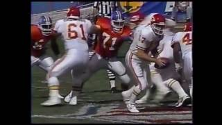 1992 NFL Chiefs at Broncos