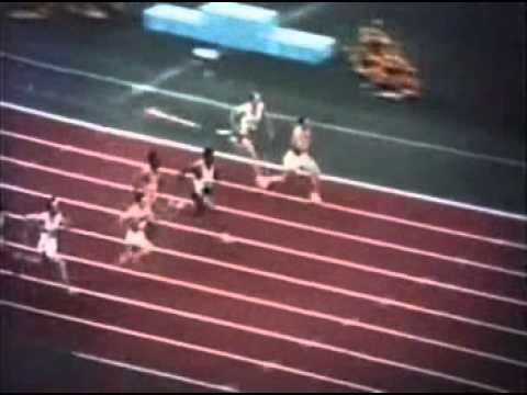 100m Final Olympic Games Munich 1972.mpg