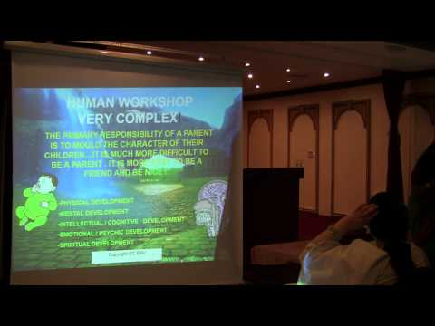 Middle East Nursery Parenting Seminar - Part 8- Ms. Gayeetree Anil Samboo