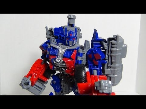 Leader Class Knock Off of the Transformers Dark of the Moon Voyager Optimus Prime