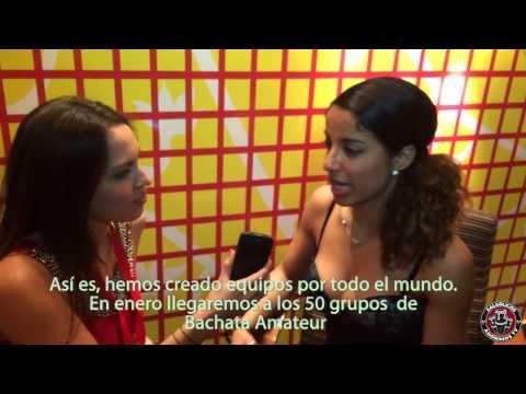 Ataca y Alemana interview by Salsólicos Anónimos TV in Madrid