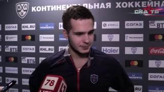 Игорь Шестеркин: «Всем нужны такие упорные матчи»
