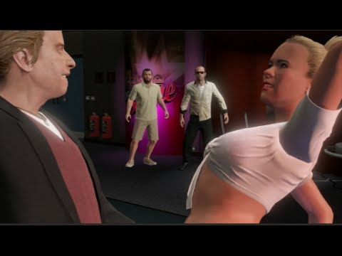 Gta 5  Gtav- Sex In Front Of Daddy Will Not Sell video