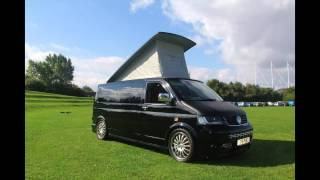 Volkswagen VW T5 Camper for sale - One of a kind!