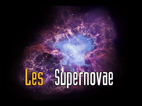 Supernovae et poussières d'étoiles - Le Sense Of Wonder #2