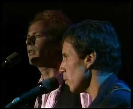 Simon and Garfunkel, the concert in Central Park (9)