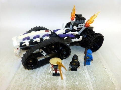 LEGO Ninjago - Turbo Shredder - Review - Set: 2263